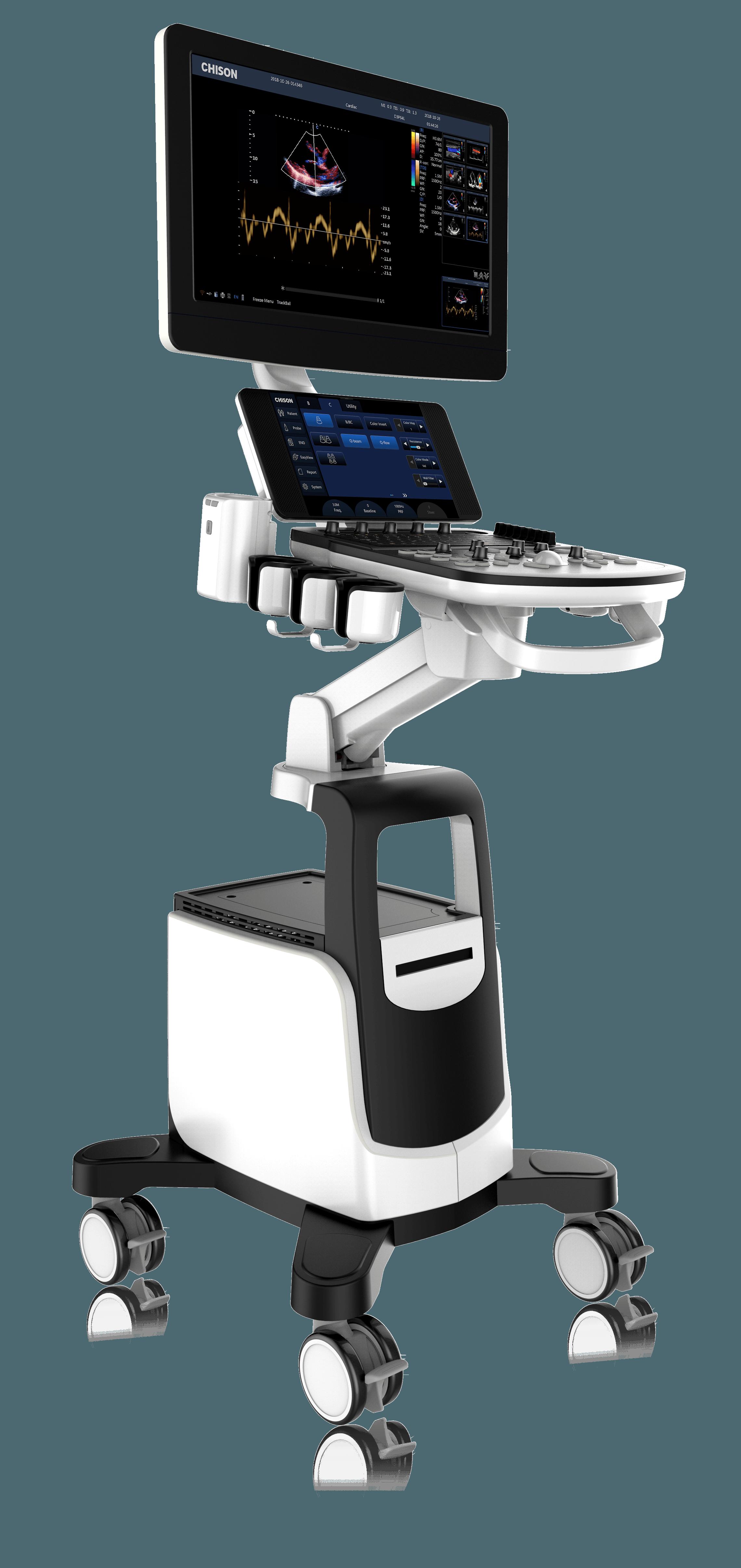 CBit 9 Console ultrasound system