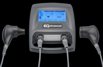 EQultasound therapeutic ultrasound device